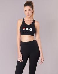 Υφασμάτινα Γυναίκα Αθλητικά μπουστάκια  Fila OTHER CROP TOP Black