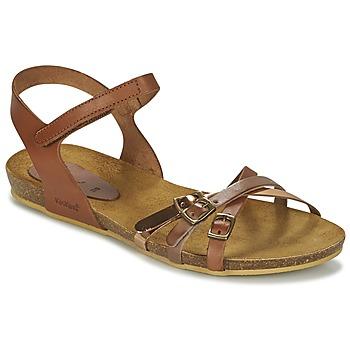 Παπούτσια Κορίτσι Σανδάλια / Πέδιλα Kickers BONAVISTA Camel