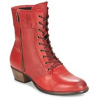 Παπούτσια Γυναίκα Μποτίνια Dkode RONNIE Red