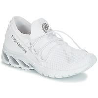Παπούτσια Γυναίκα Χαμηλά Sneakers Philipp Plein Sport KRISTEL Άσπρο