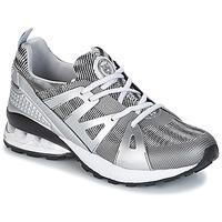 Παπούτσια Γυναίκα Χαμηλά Sneakers Philipp Plein Sport ARLENIS Grey / Silver