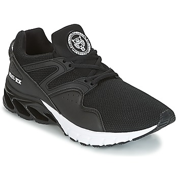 Παπούτσια Άνδρας Χαμηλά Sneakers Philipp Plein Sport KSISTOF Μαυρο