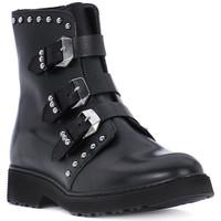 Παπούτσια Κορίτσι Μποτίνια Cult ROSE BLACK Nero