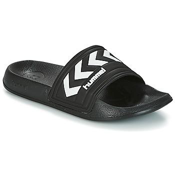 Παπούτσια σαγιονάρες Hummel LARSEN SLIPPPER Black