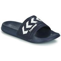 Παπούτσια σαγιονάρες Hummel LARSEN SLIPPPER Μπλέ