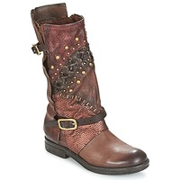 Παπούτσια Γυναίκα Μπότες Airstep / A.S.98 VERTI Choco / Amaranto