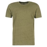 Υφασμάτινα Άνδρας T-shirt με κοντά μανίκια Jack & Jones TABLE CORE Kaki