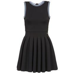 Υφασμάτινα Γυναίκα Κοντά Φορέματα Manoush ATHLETE Black