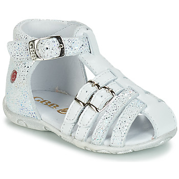 Παπούτσια Κορίτσι Σανδάλια / Πέδιλα GBB SAMIRA Άσπρο