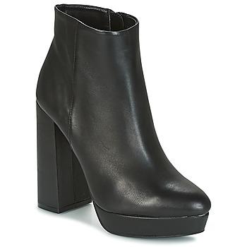 Παπούτσια Γυναίκα Μποτίνια Buffalo  Black