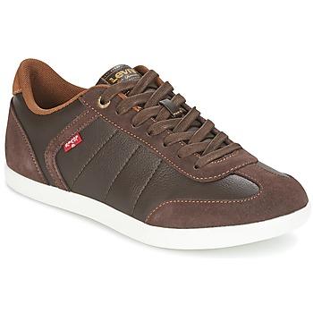 Παπούτσια Άνδρας Χαμηλά Sneakers Levi's LOCH Brown