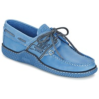 Παπούτσια Άνδρας Boat shoes TBS GLOBEK  Cobalt / Nuit