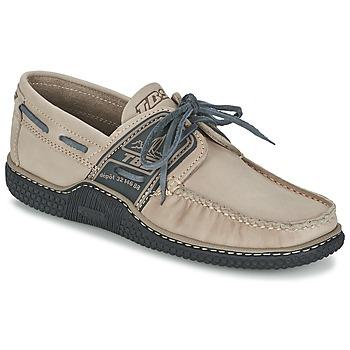 Παπούτσια Άνδρας Boat shoes TBS GLOBEK Beige