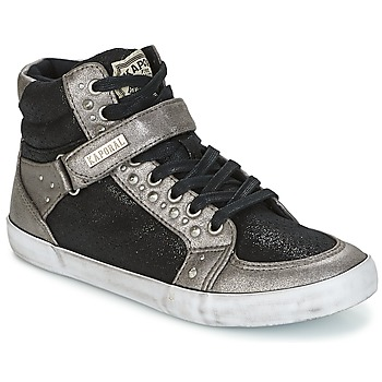 Παπούτσια Γυναίκα Ψηλά Sneakers Kaporal SNATCHY Black
