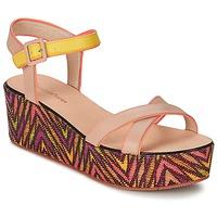 Παπούτσια Γυναίκα Σανδάλια / Πέδιλα Paul & Joe Sister JENI Beige / Multicolore