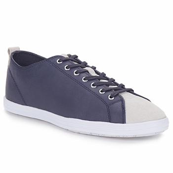 Παπούτσια Άνδρας Χαμηλά Sneakers Bobbie Burns BOBBIE LOW μπλέ