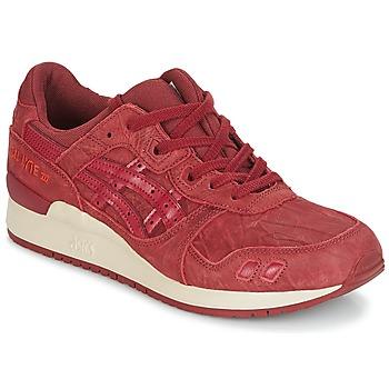 Παπούτσια Άνδρας Χαμηλά Sneakers Asics GEL-LYTE III Bordeaux