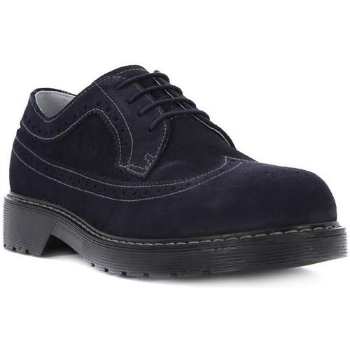 Παπούτσια Αγόρι Derby NeroGiardini NERO GIARDINI  INDIOS Blu
