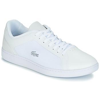 Παπούτσια Άνδρας Χαμηλά Sneakers Lacoste ENDLINER 317 1 Άσπρο