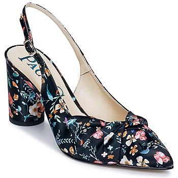 Παπούτσια Γυναίκα Σανδάλια / Πέδιλα Paco Gil CLAIRE TOFLEX Black