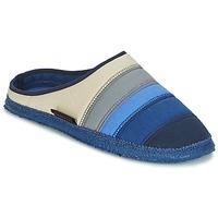 Παπούτσια Γυναίκα Παντόφλες Giesswein AZUSA Μπλέ / Beige