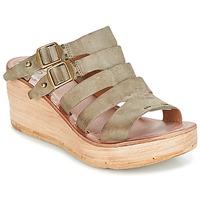 Παπούτσια Γυναίκα Σανδάλια / Πέδιλα Airstep / A.S.98 NOA Kaki