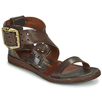 Παπούτσια Γυναίκα Σανδάλια / Πέδιλα Airstep / A.S.98 RAMOS Brown