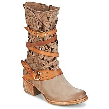 Παπούτσια Γυναίκα Μπότες Airstep / A.S.98 CRUZ Beige