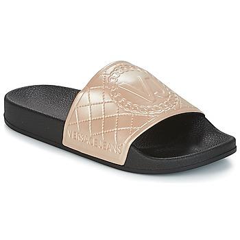 Παπούτσια Γυναίκα σαγιονάρες Versace Jeans E0VRBSH1 Gold