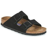 Παπούτσια Γυναίκα Τσόκαρα Birkenstock ARIZONA SFB Black
