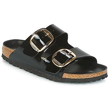 Παπούτσια Γυναίκα Τσόκαρα Birkenstock ARIZONA BIG BUCKLE Black