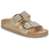 Παπούτσια Γυναίκα Τσόκαρα Birkenstock ARIZONA BIG BUCKLE Gold