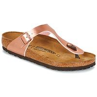 Παπούτσια Γυναίκα Σαγιονάρες Birkenstock GIZEH Ροζ