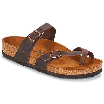 Παπούτσια Γυναίκα Τσόκαρα Birkenstock MAYARI Brown