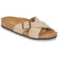 Παπούτσια Γυναίκα Τσόκαρα Birkenstock SIENA Taupe