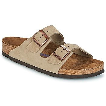 Παπούτσια Άνδρας Τσόκαρα Birkenstock ARIZONA SFB Taupe