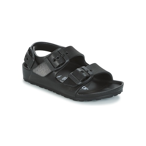 Παπούτσια Παιδί Σανδάλια / Πέδιλα Birkenstock MILANO-EVA Black