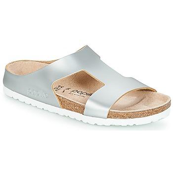 Παπούτσια Γυναίκα Τσόκαρα Papillio CHARLIZE Silver