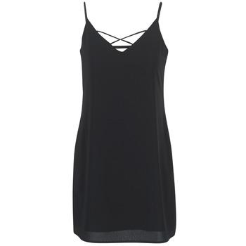 Υφασμάτινα Γυναίκα Κοντά Φορέματα Moony Mood IGARA Black