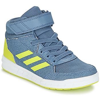 Παπούτσια Αγόρι Ψηλά Sneakers adidas Performance ALTASPORT MID EL K Μπλέ