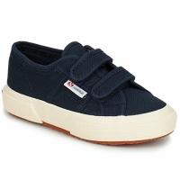Παπούτσια Παιδί Χαμηλά Sneakers Superga 2750 STRAP Marine
