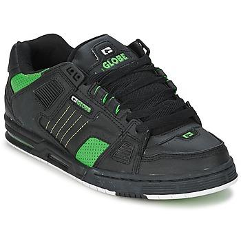 Παπούτσια Άνδρας Χαμηλά Sneakers Globe SABRE Black / Green
