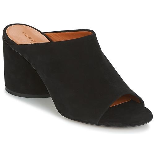 Παπούτσια Γυναίκα Τσόκαρα Robert Clergerie OUTERKOLA Black