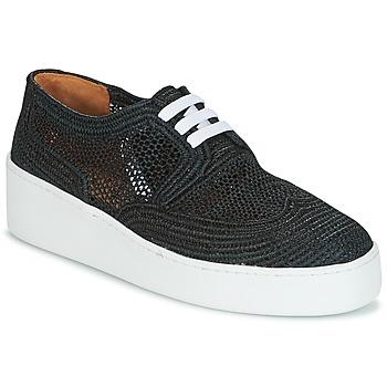 Παπούτσια Γυναίκα Χαμηλά Sneakers Robert Clergerie TAYPAYDE Black