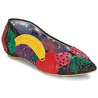 Παπούτσια Γυναίκα Μπαλαρίνες Irregular Choice BANANA BOAT Black