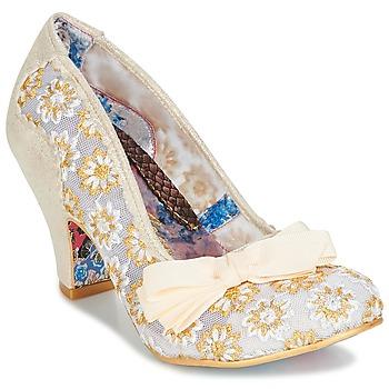 Παπούτσια Γυναίκα Γόβες Irregular Choice PALM COVE Beige