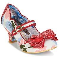 Παπούτσια Γυναίκα Γόβες Irregular Choice BALMY NIGHTS Άσπρο / Red