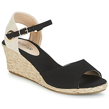 Παπούτσια Γυναίκα Σανδάλια / Πέδιλα Spot on BONDER Black
