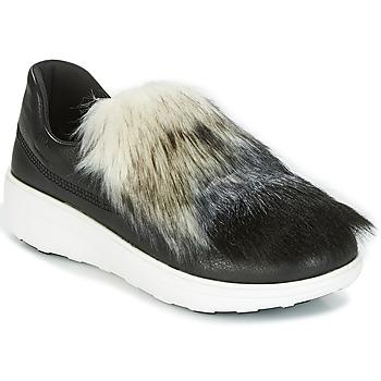 Παπούτσια Γυναίκα Slip on FitFlop LOAFER Black