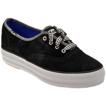 Παπούτσια Γυναίκα Χαμηλά Sneakers Keds  Black